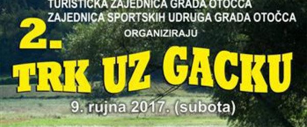 2. Trk uz Gacku – Program održavanja utrka