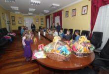 """Povodom """"Dječjeg tjedna"""" gradonačelnik Kostelac primio djecu iz vrtića """"Ciciban"""""""