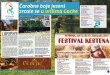 """Čarobne boje jeseni Otočca i Gacke  u novom on-line izdanju """"Vikend van Zagreba"""""""