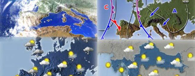 Od sutra pljuskovi, vjetar i mogući snijeg