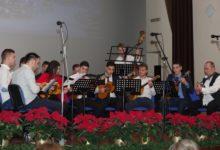 Večeras održan 14. tradicionalni novogodišnji koncert Tamburaškog orkestra GPOU-a