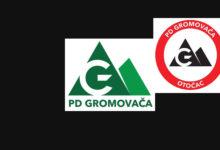 "Novi logotip PD ""Gromovača"" Otočac"