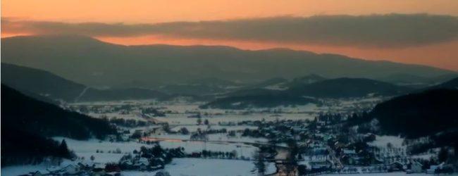 Zimski motivi Gacke doline u režiji Fotokluba Otočac