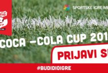 Coca-Cola Cup 2018. turnir u Ličko-senjskoj županiji 4. travnja