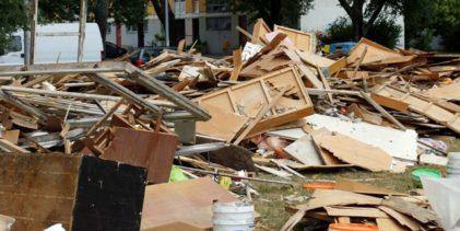 Odvoz glomaznog otpada tijekom mjeseca lipnja, srpnja i kolovoza