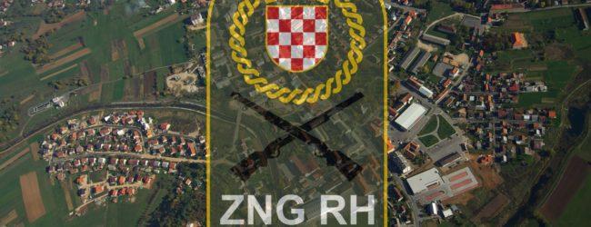 Obilježavanje 30. obljetnice osnutka 133. brigade Hrvatske vojske Otočac