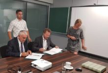 Gradonačelnik Kostelac u Amsterdamu potpisao ugovor za investiciju vrijednu 50 mil. eura