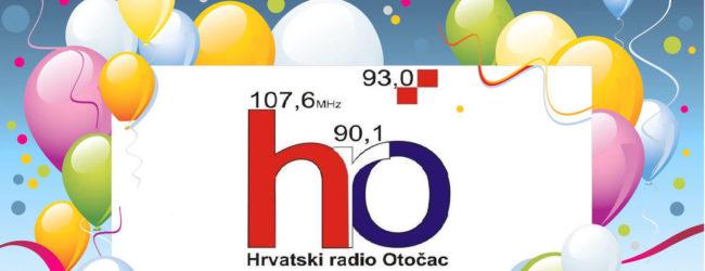 Čestitke Hrvatskom radio Otočcu koji danas slavi 55. rođendan!