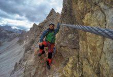 Otočanin u osvajanju Dolomita