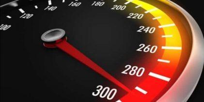 Autocestom jurio 250 km/h