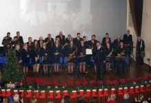 Veličanstveni božićni koncert puhačkog orkestra DVD-a Otočac