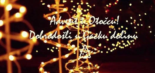 Još 4 dana traju prijave izlagača za Božićni sajam u Otočcu