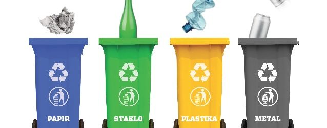 """Obavijest građanima o odvozu otpada iz primarne selekcije """"od vrata do vrata"""""""
