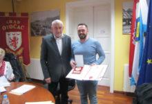 Medalja Grada Otočca poduzeću Velebit aktivnosti