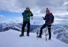 Otočani osvojili austrijski vrh Wertatschu (2181 mnv)