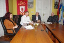 Radni sastanak gradonačelnika Kostelca i direktora FZOEU D. Ponoša