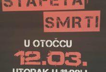 """Dokumentarni film """"Štafeta smrti"""" u GPOU Otočac"""