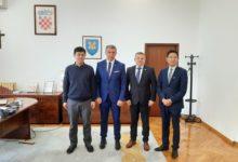 Kineski investitori kod župana Milinovića