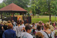 U otočkom parku održana dječja predstava Teatra Gavran