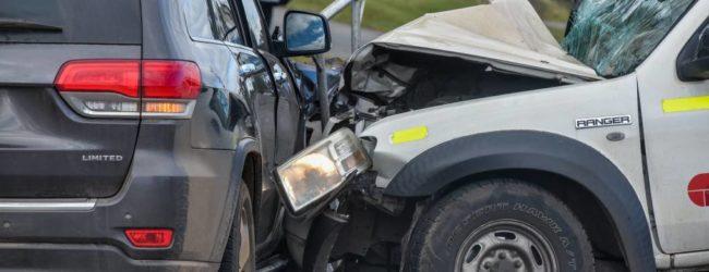 Za vikend dvije prometne nesreće