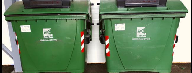 Obavijest o odvozu komunalnog otpada za Uskrs