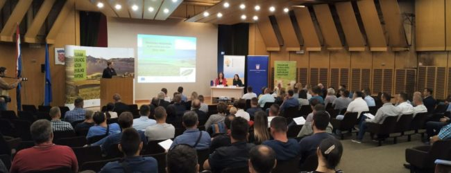 Mladi poljoprivrednici potpisali ugovore za projekte vrijedne 45,7 milijuna kuna