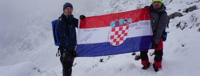 Otočani Stipe i Milan uspjeli u povijesnoj ekspediciji