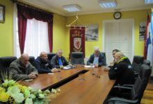 Gradonačelnik Kostelac primio predstavnike udruga proizašlih iz Domovinskog rata
