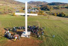 Blagoslov Zavjetnog križa u Kompolju