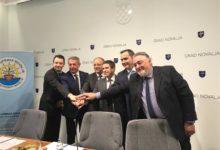 Potpisan Ugovor o dodjeli bespovratnih sredstava za projekt rekonstrukcije i dogradnje trajektnog pristaništa Žigljen