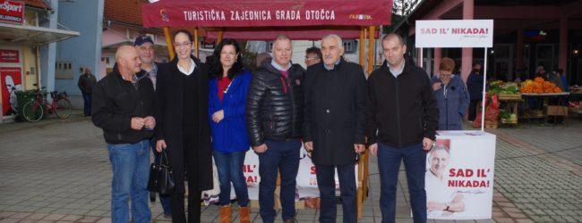 Gradonačelnik Kostelac podržao predsjedničkog kandidata Miroslava Škoru
