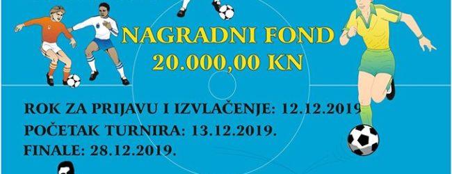 """Objavljen raspored prva tri dana malonogometnog turnira """"Mario Cvitković-Maka"""""""