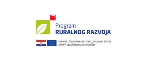 Objavljena tri nova natječaja iz Programa ruralnog razvoja RH 2014.-2020