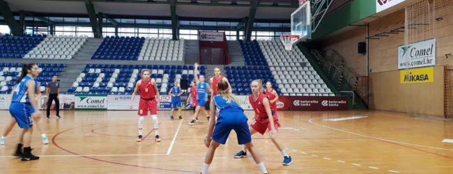 U nedjelju otočke košarkašice igraju protiv ŽKK Jabuka