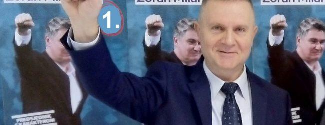 Priopćenje izbornog stožera SDP-a Ličko senjske županije