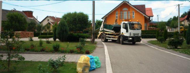 """Odvoz primarne selekcije otpada """"od vrata do vrata"""" – obavijest"""