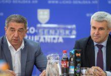 Župan Milinović održao radni sastanak o provedbi Zakona o poljoprivrednom zemljištu.