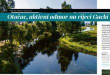"""Otočac u novom broju mjesečnika """"Vikend van Zagreba"""""""