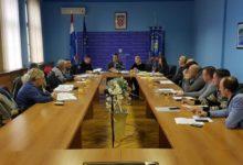 Radna sjednica Stožera civilne zaštite LSŽ povodom Međunarodnog dana civilne zaštite i Dana civilne zaštite