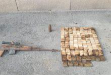 Građanin s područja Otočca dragovoljno predao 802 komada streljiva