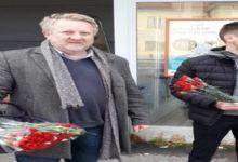 Predstavnici GO SDP-a Otočac povodom Dana žena darivali sugrađanke