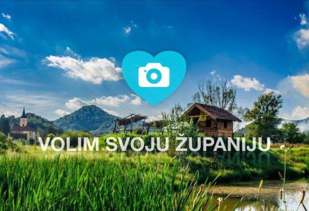 """Peti po redu foto-natječaj """"Volim svoju županiju"""""""