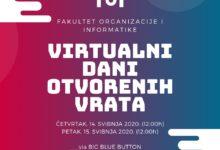 Virtualni dani otvorenih vrata