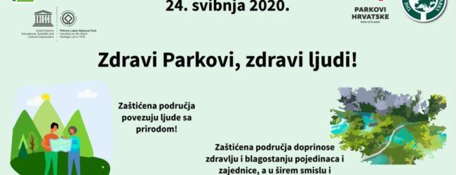 """Europski dan parkova: """"Zdravi Parkovi, zdravi ljudi"""""""