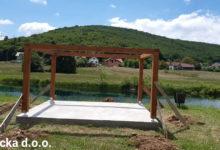 Nakon Švice gradi se sjenica i u Prozoru