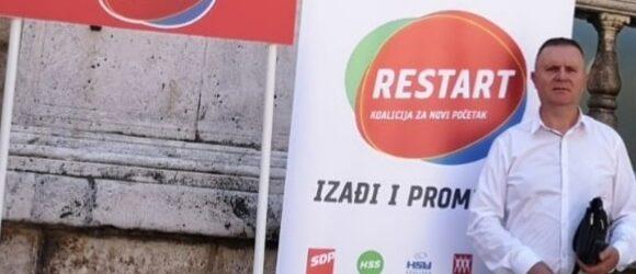 TOMISLAV ZRINSKI: SDP prva oporbena stranka i drugi izbor građana na                                      političkoj sceni