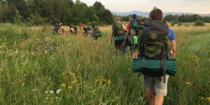 Outward Bound ljetna pustolovina: offline ljeto kroz aktivnosti u prirodi