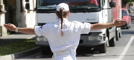 Angažiranje prometne jedinice mladeži u Otočcu i Brinju