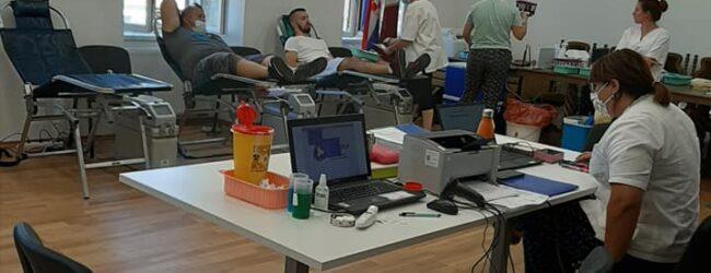 Treća ovogodišnja akcija darivanja krvi