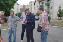 Izvršen tehnički prijem uređenja ulice B. Kašića